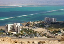 panorama - resort on dead sea
